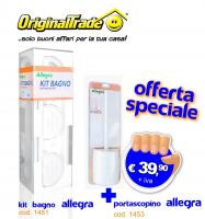 PROMO KIT ALLEGRA