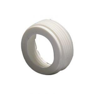 """RIDUZIONE IN PVC PER SIFONI IN MOPLEN F 1"""" x M 1""""1/4"""