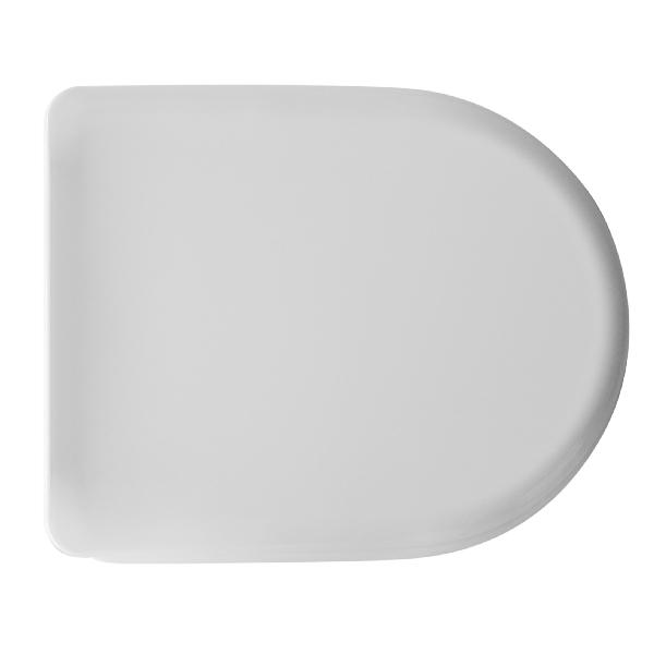 Ceramica Dolomite Serie Quadrarco.Sedile Wc Termoindurente Mod D061